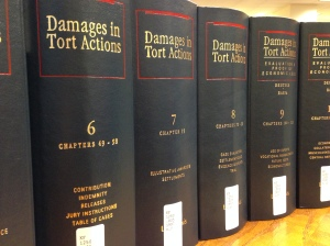 Damages in Tort Actions