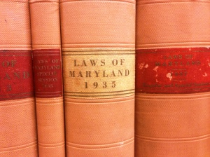 Laws of MD