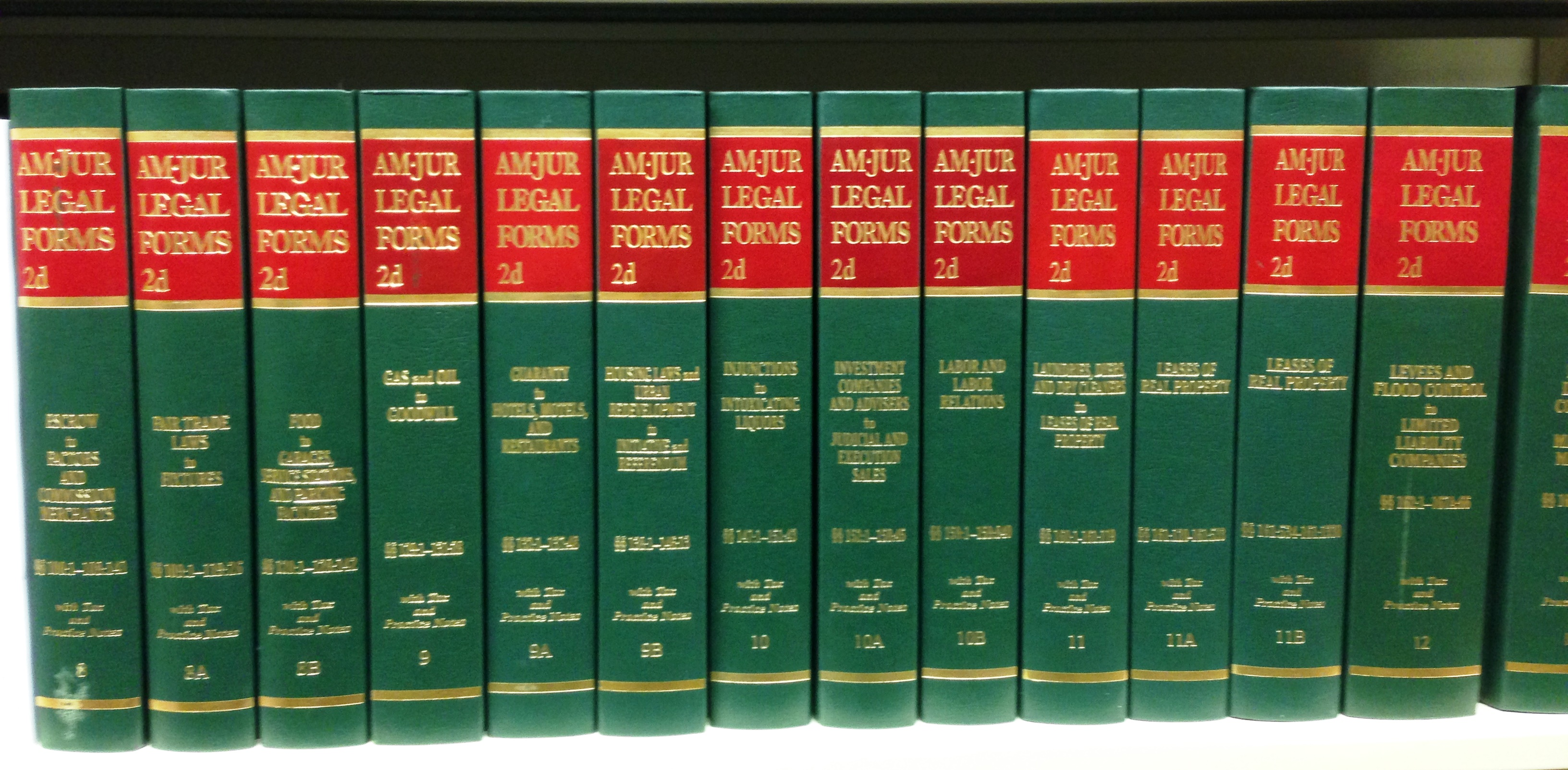 New Materials Alert AACPLL Blog - American legal forms