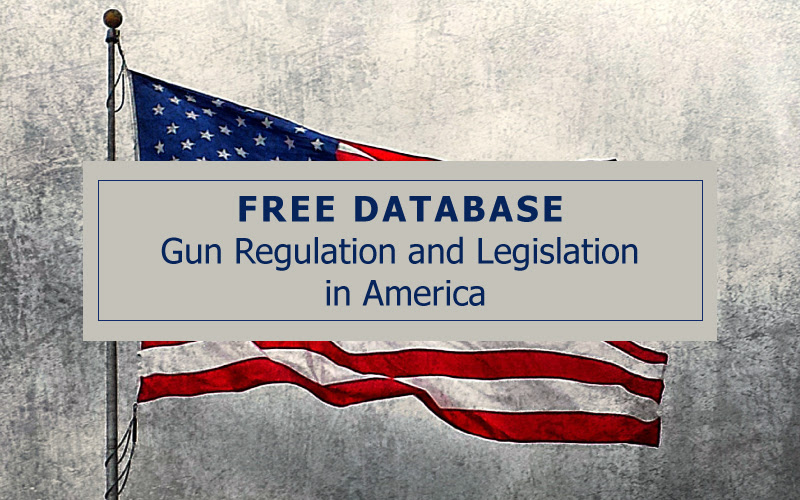 Gun Regulation and Legislation database logo